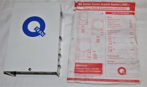 Q-TRAN Q6S300DT-120/12-1X25+CK-S Q6S LOW VOLTAGE LIGHTING TRANSFORMER, 12V 300W
