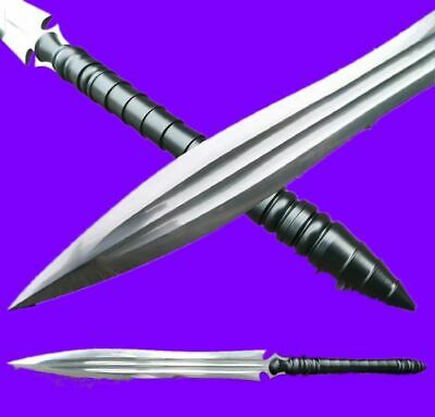 High Quality Wushu Spear Kung Fu Sword Spring Steel Blade Detachable Steel Rod