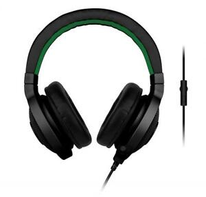 Razer Kraken Pro - Noise Isolating Analog Black Gaming Headset with Retractable Mic - Compatible with PC, Xbox One  P...
