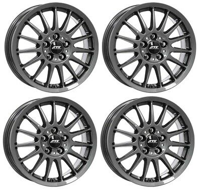 4 ATS Streetrallye wheels 6.0Jx15 ET35 4x98 GRA for FIAT 500 Bravo Fiorino Idea for sale  Shipping to Ireland