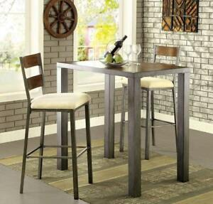 Furniture of America CM3686BC-2PK Jazlyn II Bar Stool Set of 2 NEW ** 5 CORNERS FURNITURE**