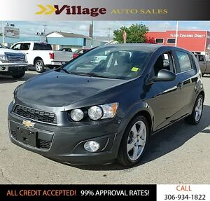 2016 Chevrolet Sonic LT Auto Back-up Camera, Bluetooth, On St...