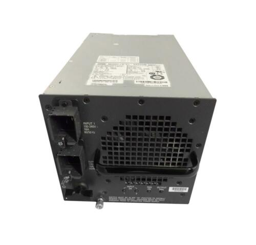 WS-CAC-6000W Cisco 6000-Watts AC Power Supply for Catalyst 6500