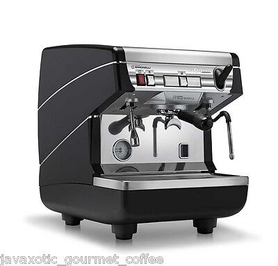 Simonelli Appia Ii 1-group Semi-automatic Espresso Machine 110v 15a