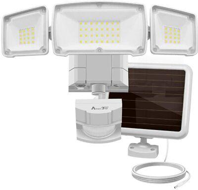 Weatherproof LED Solar Security Lights Motion Outdoor,Super Bright Solar Lights