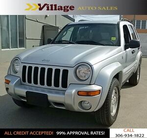 2004 Jeep Liberty Limited Edition Remote Start, All Wheel Dri...