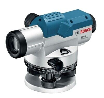 Bosch Gol24 Automatic Level With 24x Magnification Power Lens