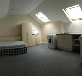 185pw Studio flat All inclusive available in turkey street -Enfield