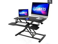 *REDUCED* Fitueyes Standing Desk