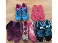 Womans shoes - Nike / Etnies / Rebook / Havaianes / Asics