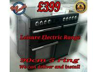 Leisure Electric Range Cooker 90cm