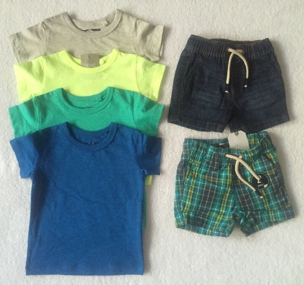 028d4014e BNWT Next Baby Boy TShirs & Shorts 3 - 6 Months | in Dundee ...
