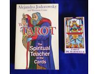 Tarot cards + Book