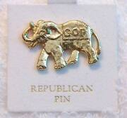 GOP Lapel Pin