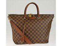 Collectors item Louis Vuitton Belmont handbag