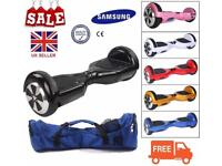UK CERTIFIED SEGWAY - FREE UPS DELIVERY - Hoverboard Smart Swegway Balance Wheel Scooter