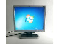 HP L1710 - 17 Inch Monitor (Gaming PC, VGA, Graphics Card, Desktop PC, Apple, LCD, TFT)