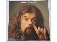 The Pick of Billy Connolly - Comedy LP Album Vinyl Record - POLTV15 1981