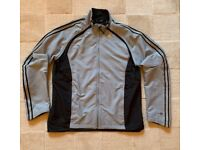 Mens Adidas lightweight breathable jacket