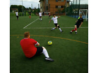 5-a-side Footballers wanted - All abilities