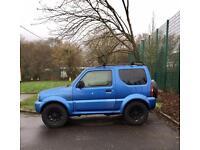 Suzuki Jimny 1.3 JLX 2002.
