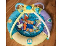 Bruin Deluxe Activity Play Gym with pillow