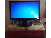 18.5 inches LG Computer Monitor for immediate sale