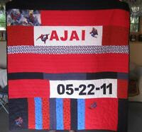 PERSONALIZED BABY / TODDLER QUILTS