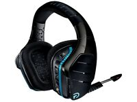 Logitech G933 Artemis Spectrum 7.1 Surround Sound Wireless (with cloud9 covers)