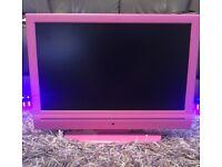 "Alba 19"" INCH Pink TV"