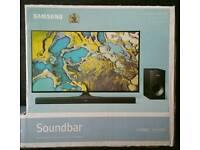 New Samsung Wireless 2.1 Bluetooth Soundbar HW-K430