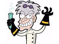 Biology/Chemistry Tutor