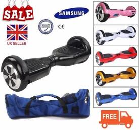 BLACK FRIDAY SEGWAY - FREE UPS DELIVERY - Hoverboard Smart Swegway Balance Wheel Scooter