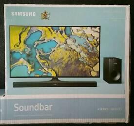 New Samsung Wireless Bluetooth 2.1 Soundbar HW-K430