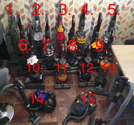 Refurbished Dyson Vacuums