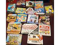Mixture of games/puzzles £2 each