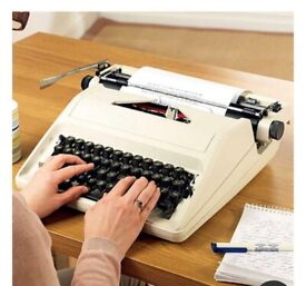 Looking for a book writer