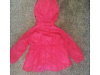 baby girl pink moncler jacket