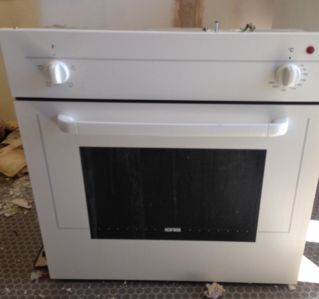 Integrated Oven White Ignis Fxvs6 In Norbury London