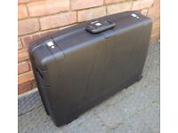 Delsey Club Suitcase - Hard Plastic