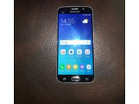 Samsung Galaxy S6 (Black) with charger just over 2 years old