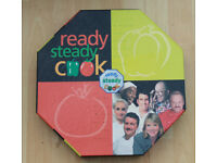 Ready Stedy Cook Board Game