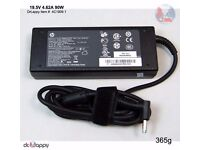 Genuine Original HP 90W AC Adapter Charger Compatible PA-1900-32HE