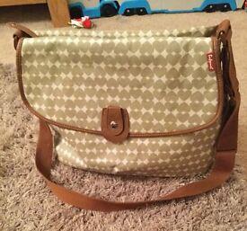 Gorgeous Babymel baby bag