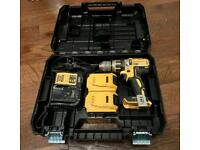 DeWalt Combi Drill, 2 x 2A batteries and Charger