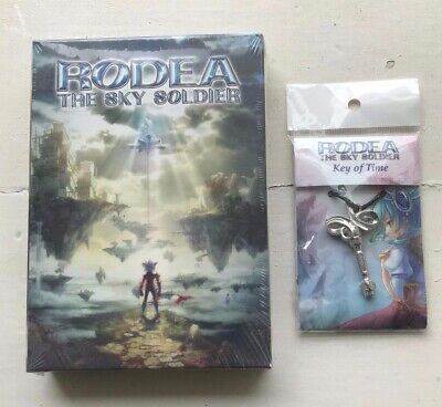 Rodea The Sky Soldier ( Limited Edition ) Nintendo Wii U , Brand New And Sealed