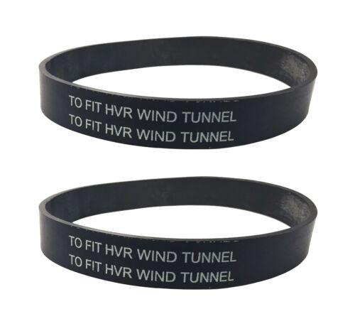 2 vacuum belt for hoover windtunnel vacuum