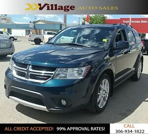 2013 Dodge Journey R/T Alpine Sound System, Navigation, Back-...