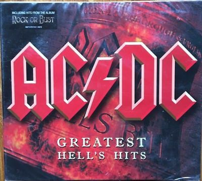2Cd Ac Dc Greatest Hells Hits Collection  Same Day Free Shipp