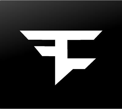 FaZe Clan Team Logo Vinyl Decal Sticker Mirror Decal Sticker